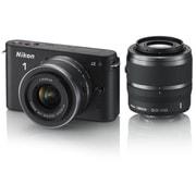 Nikon1 J2 ダブルズームキット [ブラック]