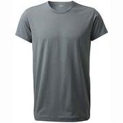 GW-MX10001 [丸首Tシャツ H グレー XLサイズ]