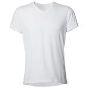 GW-MX11105 [浅Vネック Tシャツ W ホワイト]