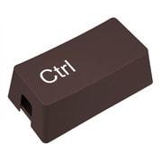 GH-CBX-C [Ctrlキー型ケーブルボックス チョコ]