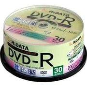 D-RCP16X.PW30RD C [デジタル放送録画用DVD-R120分30枚パック(CPRM対応/1~16倍速)]