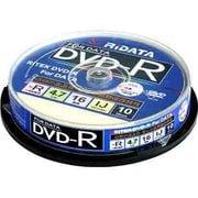 D-R16X47G.PW10SP B [DATA記録用 DVD-R 1~16倍速 4.7GB 10枚]