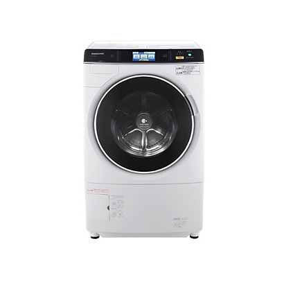 NA-VX8200L-W [ななめ型ドラム式洗濯乾燥機(9.0kg) 左開き・クリスタルホワイト]
