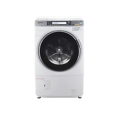 NA-VX7200L-W [ななめ型ドラム式洗濯乾燥機(9.0kg) 左開き・クリスタルホワイト]