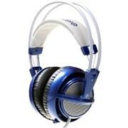 51107 [SteelSeries Siberia v2 Full-size Headset ブルー]