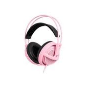 51126 [SteelSeries Siberia v2 Full-size Headset ピンク]