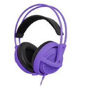 51124 [SteelSeries Siberia v2 Full-size Headset パープル]