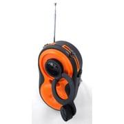 BL108RMDOR [手回し・USB充電式AM/FMシャワーラジオ]