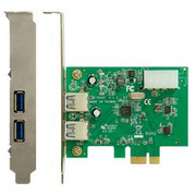 USB3.0RD-PCIE [USB3.0増設 PCI-Express x1ボード(2ポートモデル)]