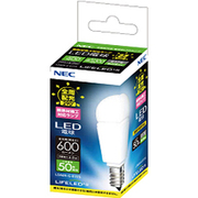 LDA6N-G-E17/S [LED電球 E17口金 昼白色相当 600lm LIFELED'S]