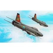 サーブ J32B ランセン戦闘機 [1/48 エアクラフトシリーズ]