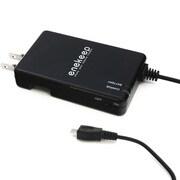 QX-051BK  [スマートフォン/Wifiルーター対応 ACリチウム充電器 2000mAh 「enekeep」 黒]