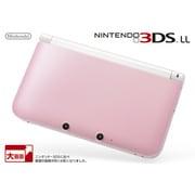 ニンテンドー3DS LL ピンク×ホワイト [3DS LL本体]