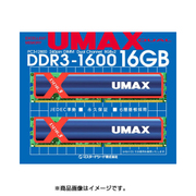Cetus DCDDR3-16GB-1600 [デスクトップPC用増設メモリ DDR3-1600対応 8GB×2枚組]