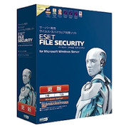 ESET File Security for Microsoft Windows Server 更新 [Windows Server用ソフト]