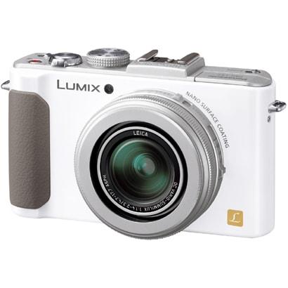DMC-LX7SG-W [コンパクトデジタルカメラ LUMIX(ルミックス) 海外仕様製品 ホワイト]