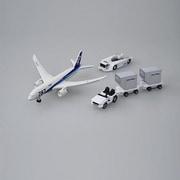 トミカ 787 エアポートセット [ANA]