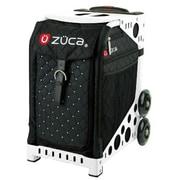 ZUCA Sport Frame White+Insert Bag Mystic [ZUCAスポーツ フレーム(ホワイト)+インサートバッグ(ミスティック) 旅行日数目安:1~2泊 29L]