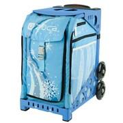 ZUCA Sport Frame Blue+Insert Bag Wonderland [ZUCAスポーツ フレーム(ブルー)+インサートバッグ(ワンダーランド) 旅行日数目安:1~2泊 29L]