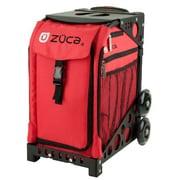 ZUCA Sport Frame Black+Insert Bag Chili [ZUCAスポーツ フレーム(ブラック)+インサートバッグ(チリ) 旅行日数目安:1~2泊 29L]