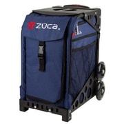 ZUCA Sport Frame Black+Insert Bag Midnight [ZUCAスポーツ フレーム(ブラック)+インサートバッグ(ミッドナイト) 旅行日数目安:1~2泊 29L]