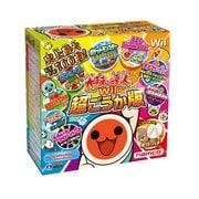 太鼓の達人Wii 超ごうか版 「太鼓とバチ」同梱版 [Wiiソフト]