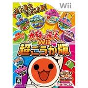 太鼓の達人Wii 超ごうか版 ソフト単品版 [Wiiソフト]