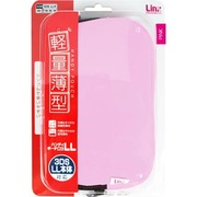 LX-N3L010 ハンディポーチ ピンク [3DSLL用]