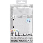 CA-3DLLC-CL [3DSLL用ラメクラリティケースクリア]