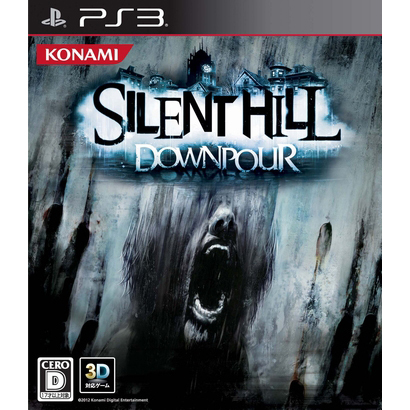 SILENT HILL:DOWNPOUR(サイレントヒル ダウンプア) [PS3ソフト]