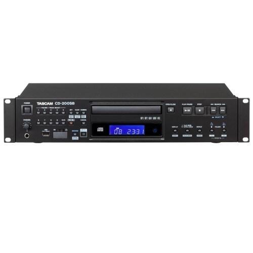 CD-200SB [CD SD USBメモリープレーヤー]