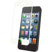 BSEFGIP12WH [iPhone 5用 液晶保護フィルム イージーフィット/光沢タイプ ホワイト]