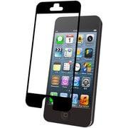 BSEFGIP12BK [iPhone 5用 液晶保護フィルム イージーフィット/光沢タイプ ブラック]