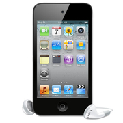iPod touch 16GB ブラック 第4世代 [ME178J/A]