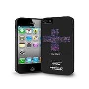 WAS-IP5-GCP02 [iPhone 5用プレミアムジェルシェルケース Coldplay]