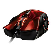 RZ01-00750200-R3M1 [ゲーミングマウス Naga Hex Wraith Red Edition]
