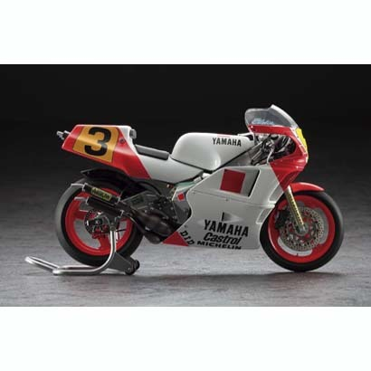 """1/12 BK3 ヤマハ YZR500(0W98)""""1988 WGP500チャンピオン"""" [1:12スケール プラモデル]"""