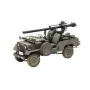 1/35 FM36 ミリタリー 陸上自衛隊 73式小型トラック (無反動砲装備) [1/35スケール ミリタリーシリーズ]