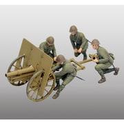 1/35 FM38 ミリタリー 帝国陸軍 四一式山砲「山砲兵」 [1/35スケール ミリタリーシリーズ 2019年6月再生産]