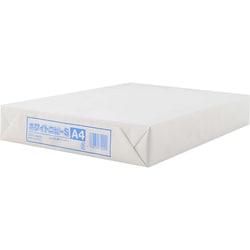 ホワイトコピー用紙S A4 500枚 [印刷用紙]