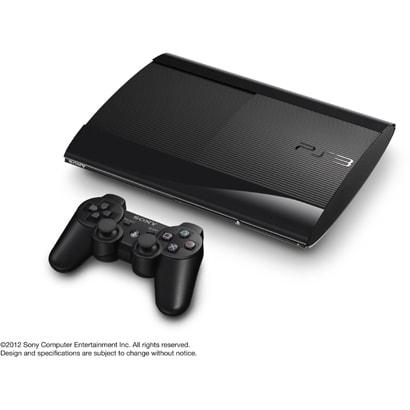 プレイステーション3 HDD250GB チャコールブラック [CECH-4000B]