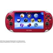 PlayStation Vita 3G/Wi-Fiモデル コズミックレッド 限定版 [PS Vita本体]
