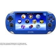 PlayStation Vita 3G/Wi-Fiモデル サファイアブルー 限定版 [PS Vita本体]