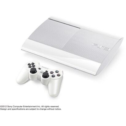 プレイステーション3 HDD250GB クラシックホワイト [CECH-4000B LW]