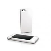 TD-2004-044 [TPUソフトカバー マットホワイト for iPhone SE/5s/5用]
