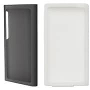 BI-7NRCASE/BK [iPod nano 第7世代用 ラバー+シリコンケースセット ブラック]