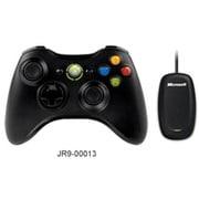 JR9-00013 Xbox 360 Wireless Controller リキッドブラックMHF F5 [Xbox360用純正アクセサリー]