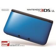 ニンテンドー3DS LL ブルー×ブラック [3DS LL本体]