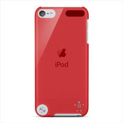 F8W144qeC03 [iPod touch 第5世代用 ケース Shield Sheer レッド]