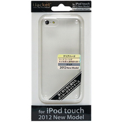 PG-IPTO5PC01CL [iPod touch(第5世代) ポリカーボネイト クリア]